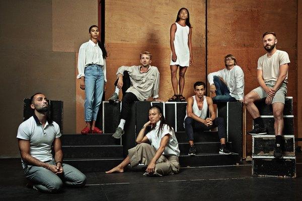 Choreographers: Ghalumyan, Koohnavard, McMillan, Samaya, Pajarillaga, Kollmannsperger, Abdukarimov, Martinson, photo:Yan Revazov